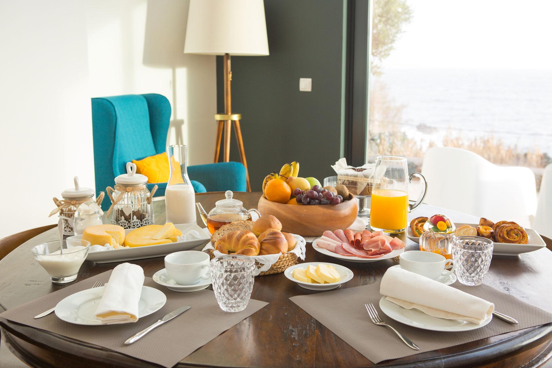 Breakfast - T2