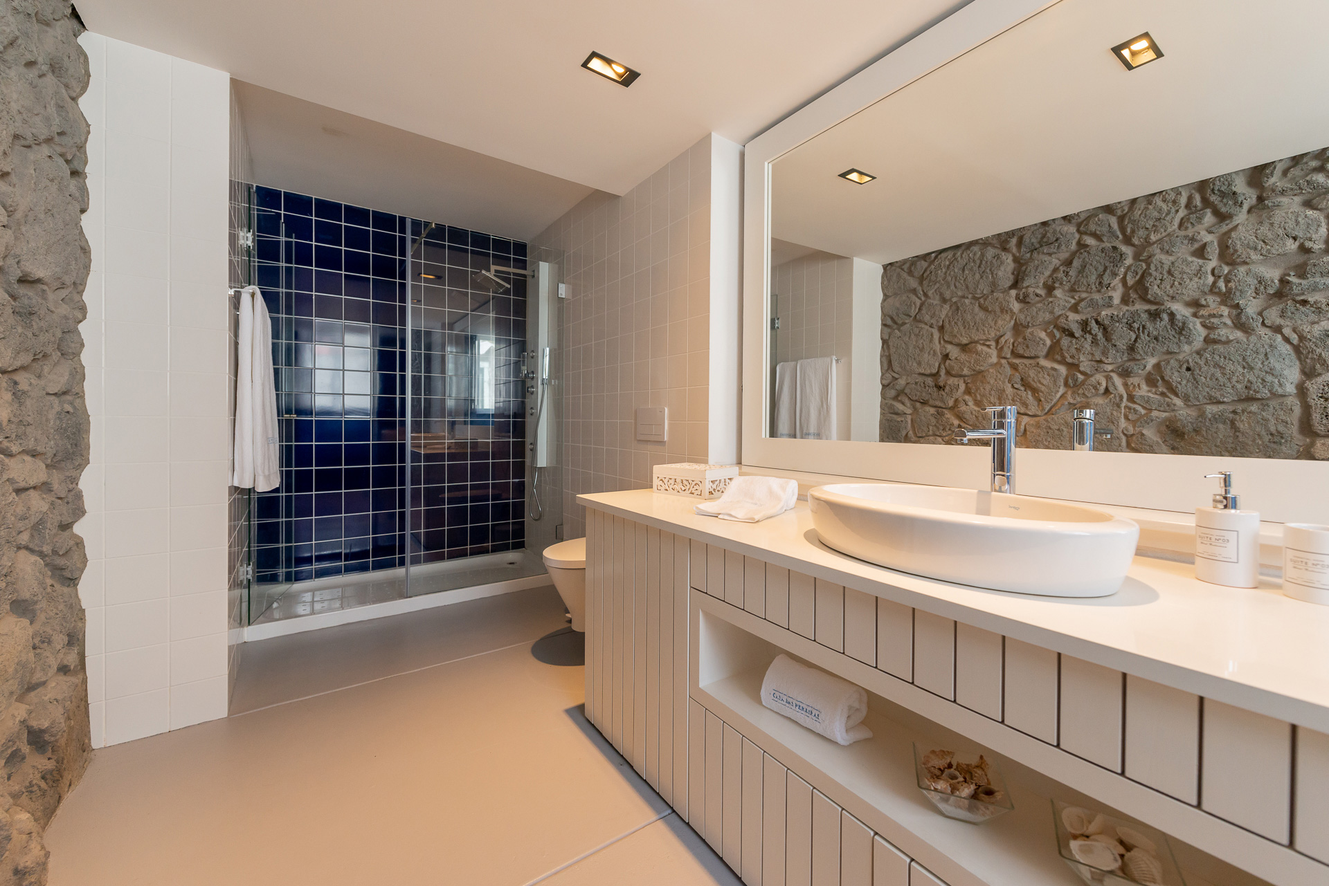 WC - Suite - Rés do chão - T1